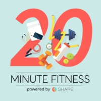 Logo of the podcast 20 Minute Fitness