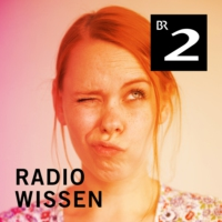 Logo of the podcast radioWissen