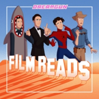 Logo of the podcast Dreamgun Film Reads