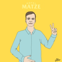Logo of the podcast Hotel Matze