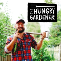 Logo du podcast 25 - Morgan Koegel - 3000acres - The Hungry Gardener Podcast - EP25