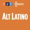 Logo of the podcast Alt.Latino
