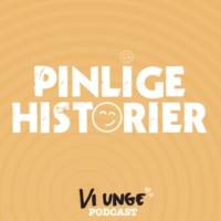 Logo of the podcast Pinlige historier
