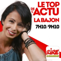 Logo of the podcast La Bajon - Le top de L'actu - 8 septembre 2017