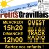 Logo du podcast Les Vacances au Havre des Petits Gravillais