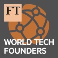 Logo of the podcast FT World Tech Founders