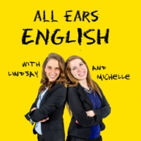 Logo du podcast All Ears English Podcast