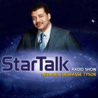 Logo of the podcast StarTalk Radio