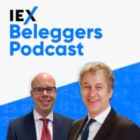 Logo of the podcast IEX BeleggersPodcast