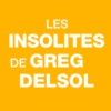 Logo of the podcast Les insolites de Greg Delsol - Radio SCOOP