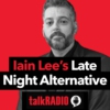 Logo du podcast The Late Night Alternative with Iain Lee