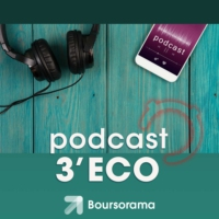 Logo du podcast 3 minutes ECO
