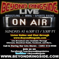 Logo of the podcast Beyond Ringside Sports Radio