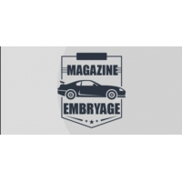 Logo of the podcast Magazine Embrayage