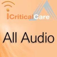 Logo of the podcast iCritical Care: All Audio