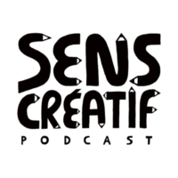 Logo of the podcast (#36) (VO 🇺🇸) The Creative Pep Talk Experience - with ANDY J PIZZA (podcaster, public speaker, illu…
