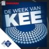 Logo of the podcast De week van Kee
