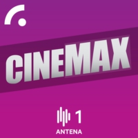 "Logo du podcast CINEMAX 005 - Vicent Van Gogh por Willem Dafoe em ""À Porta da Eternidade""; Clint Eastwood é o ""Corr…"