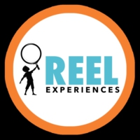 Logo of the podcast Reel Conversations with Bryan Owens