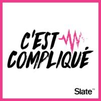 Logo of the podcast C'est compliqué