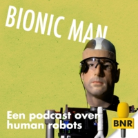 Logo of the podcast Bionic Man | BNR