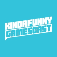 Logo of the podcast Kinda Funny Gamescast