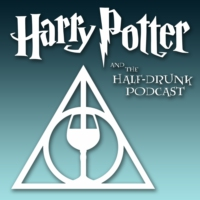 Logo of the podcast Harry Potter and the Half-Drunk Podcast