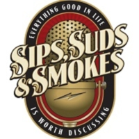Logo du podcast Sips, Suds, & Smokes