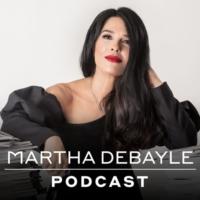 Logo du podcast Martha Debayle