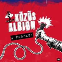 Logo of the podcast Közös Albion