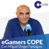 Logo of the podcast eGamers COPE