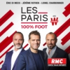 Logo of the podcast Les Paris RMC 100% Foot