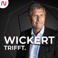 Logo of the podcast Wickert trifft.