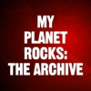 Logo of the podcast My Planet Rocks: The Archive