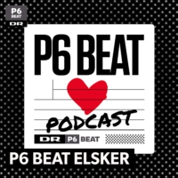 Logo of the podcast P6 BEAT elsker Mew - podcast