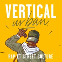 Logo du podcast Vertical Urban : Rap et street culture