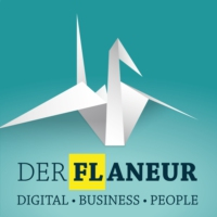 Logo of the podcast Der Flaneur