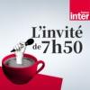 Logo of the podcast L'invité de 7h50