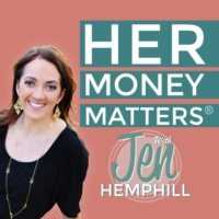 Logo of the podcast Her Money Matters