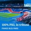 Logo of the podcast 100% PSG, la tribune