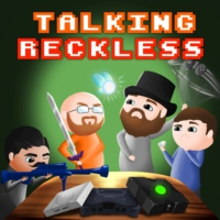Logo of the podcast Talking Reckless (A Gaming Podcast)