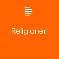 Logo of the podcast Religionen (06.12.2020): Foodtruck, Weihnachtsbücher, Corona-Glosse