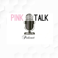 Logo of the podcast Pink Talk Podcast