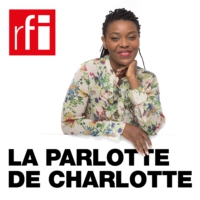 Logo of the podcast La Parlotte de Charlotte - La dame du visa
