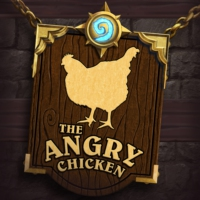 "Logo du podcast #415 - The Angry Chicken: ""Quilboar Special w/ Slysssa!"""