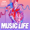 Logo du podcast Music Life