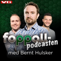 Logo of the podcast Foppall med Bernt Hulsker