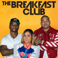 Logo of the podcast The Breakfast Club