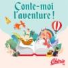 Logo of the podcast Conte-moi l'aventure !