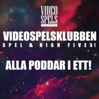 Logo of the podcast Podcasts – Videospelsklubben